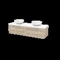 Badkamermeubel voor waskom Maxaro Modulo+ Plato BMK002335