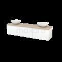 Badkamermeubel voor waskom Maxaro Modulo+ Plato BMK002485