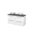 Badkamermeubel voor waskom Maxaro Modulo+ Plato BMK002555