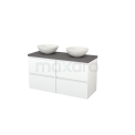Badkamermeubel voor waskom Maxaro Modulo+ Plato BMK002573