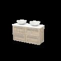 Badkamermeubel voor waskom Maxaro Modulo+ Plato BMK002605