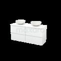Badkamermeubel voor waskom Maxaro Modulo+ Plato BMK002638