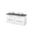 Badkamermeubel voor waskom Maxaro Modulo+ Plato BMK002645
