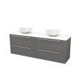 Badkamermeubel voor waskom Maxaro Modulo+ Plato BMK002854