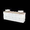 Badkamermeubel voor waskom Maxaro Modulo+ Plato BMK002899