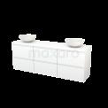 Badkamermeubel voor waskom Maxaro Modulo+ Plato BMK002932