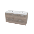 Hangend badkamermeubel Maxaro Modulo BMA003935