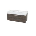 Hangend badkamermeubel MOCOORI Modulo BMA004185