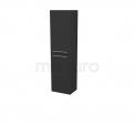 Badkamerkast Box 150x40cm Zwart 2 Deuren Maxaro Box S27-0400-72369