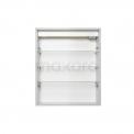 Spiegelkast met Verlichting Lento 60x70cm Stopcontact