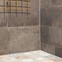 Vloertegel/Wandtegel Adagio Bruin 60,3x60,3cm Uni