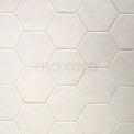 Wandtegel Geo 15x17cm Wit Mat Hexagon Tegel Geo 401-050102