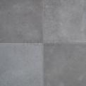 Vloertegel/Wandtegel Lavio Grey 30x30cm Betonlook Grijs Gerectificeerd Tegel Lavio 504-030102