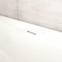 Vrijstaand Bad Fortore 180x80cm Acryl Glans Wit