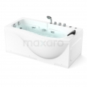 Whirlpool Bad Vortex Brass 1 Persoons Links 150x82cm Watermassage Maxaro Vortex W001-151BL