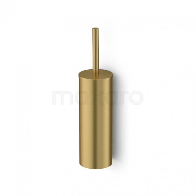 WC Borstel Radius Gold, Hangend, Goud