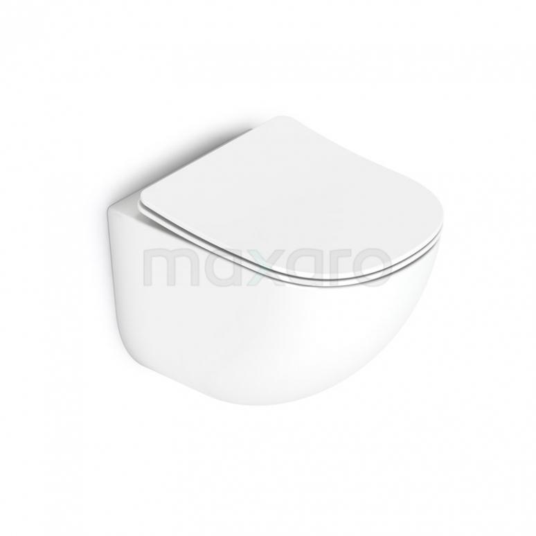 Hangend Toilet Colorato Keramiek Easy Clean