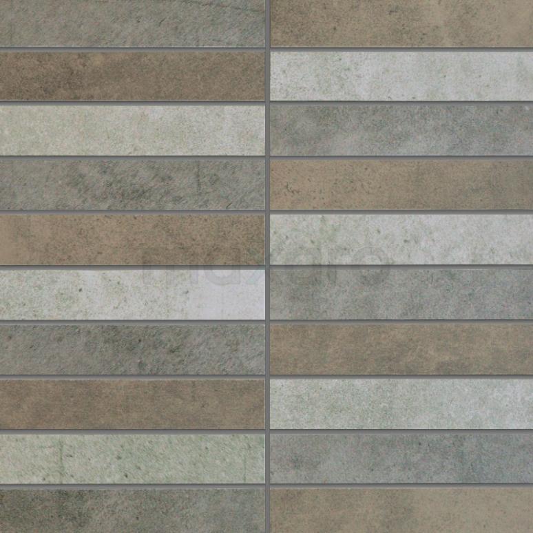 Mozaïek Lenox Mix 30x30cm Multicolor Mat