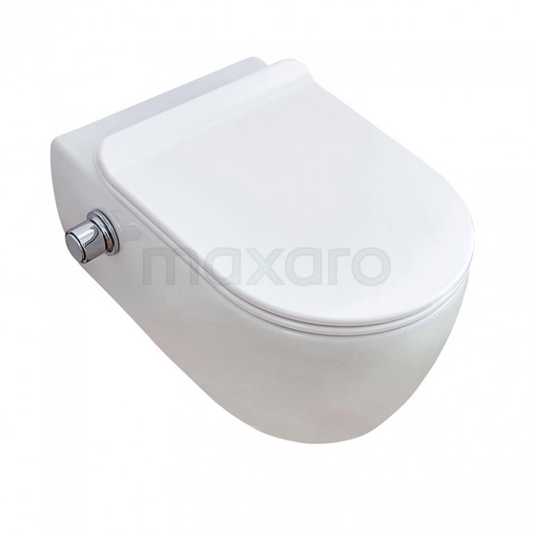 MOCOORI  400.0105 Bidet-Toiletpot hangend