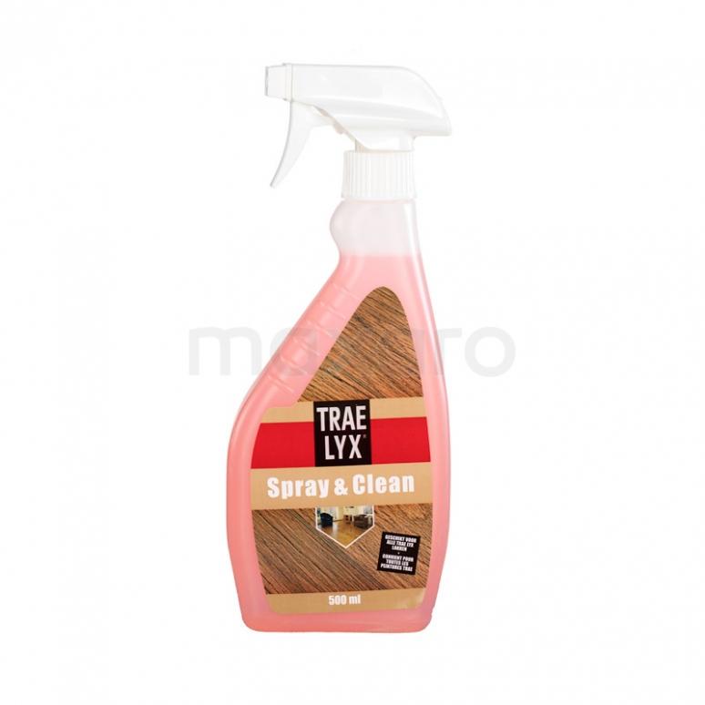 Trae Lyx  90101010900 Spray & Clean voor Massief Eiken 500 ml Clean