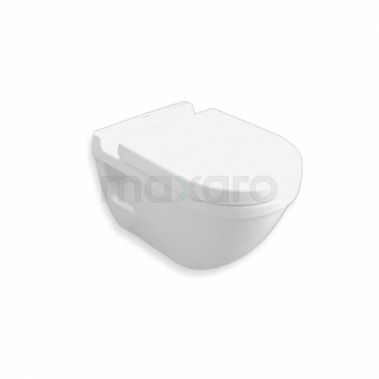 Duravit Starck 3 911010337 Toiletpot hangend