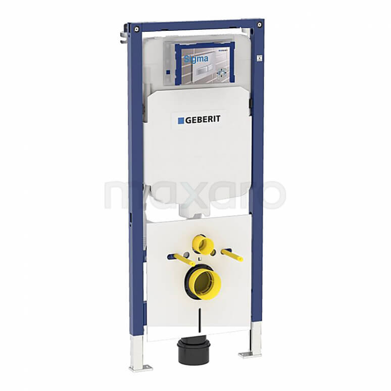 Geberit Duofix UP720 911011075 Inbouwreservoir toilet