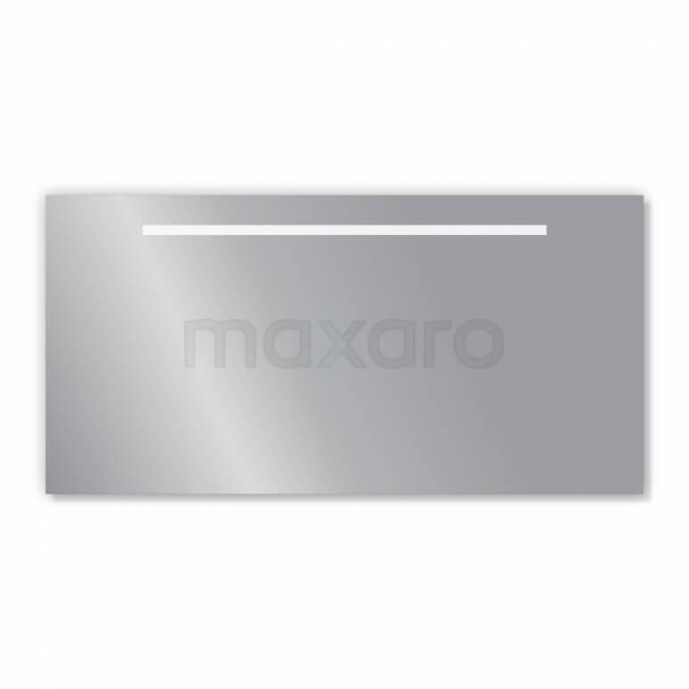 Maxaro M31 M31-1200-45500-01 Badkamerspiegel met Verlichting 120x60cm