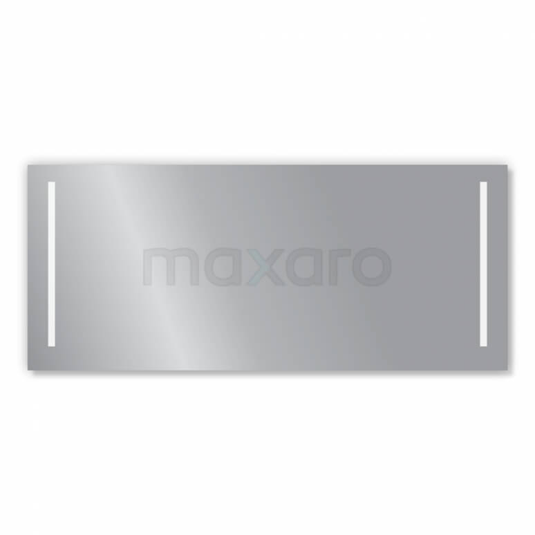 Badkamerspiegel met Verlichting Meso 140x60cm