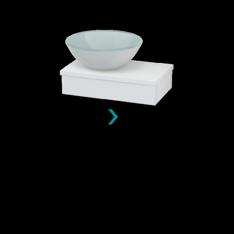Maxaro Modulo Pico BMT006049 Hangend toiletmeubel