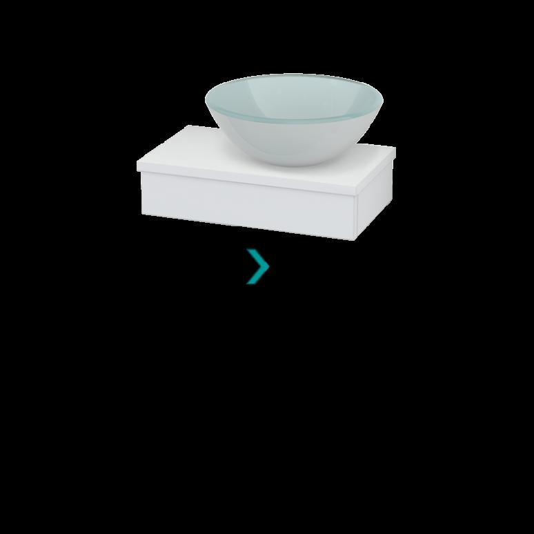 Maxaro Modulo Pico BMT006050 Hangend toiletmeubel
