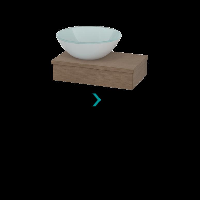 Maxaro Modulo Pico BMT006054 Hangend toiletmeubel