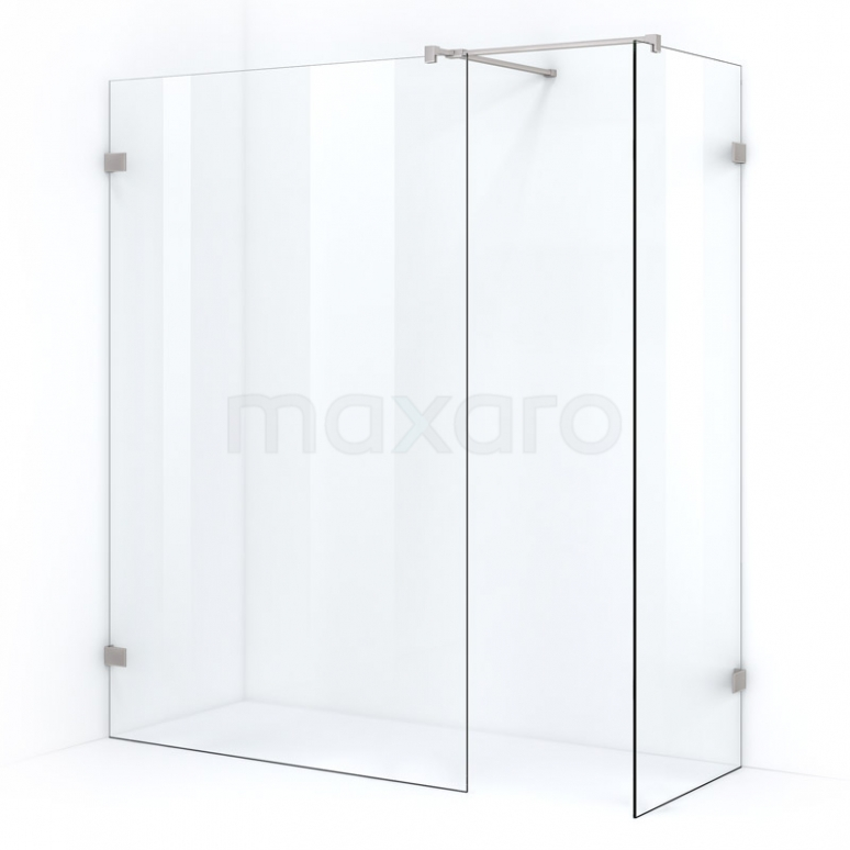 Maxaro Quartz IQB1208500B Inloopdouche