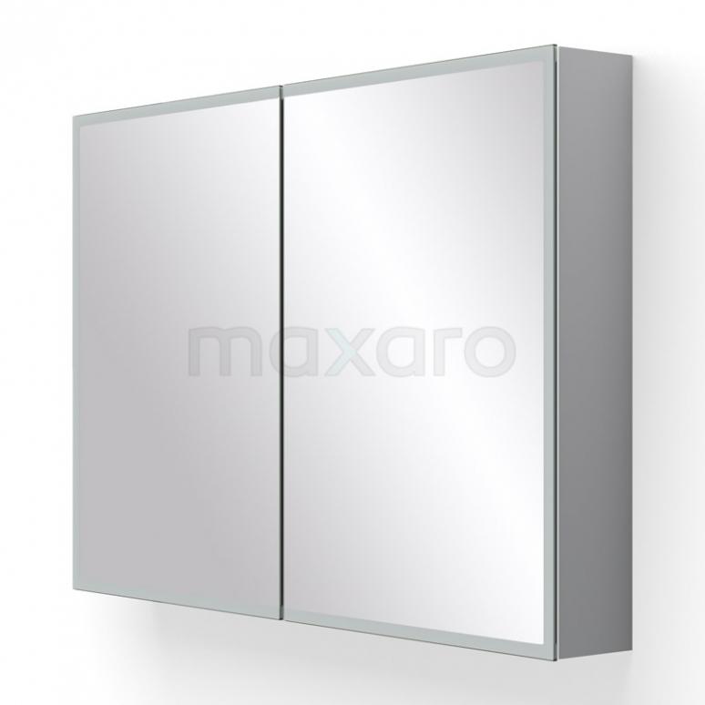 Spiegelkast met Verlichting Lento 100x70cm Stopcontact