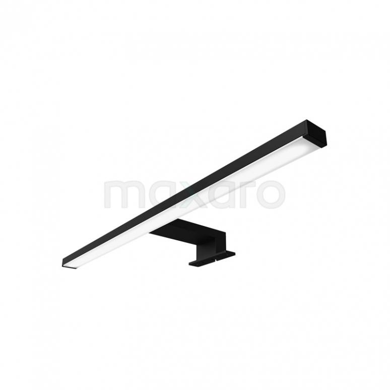 Spiegelverlichting L115 LED 50cm Zwart