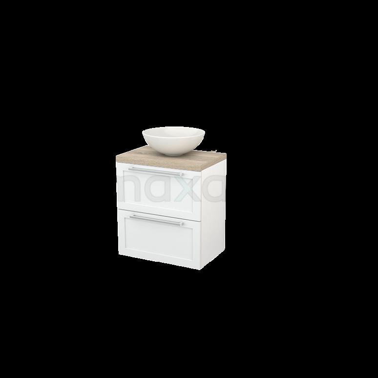 Maxaro Modulo+ Plato Slim BMD000053 Badkamermeubel voor waskom