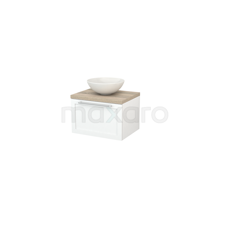 Maxaro Modulo+ Plato BMK001039 Badkamermeubel voor waskom
