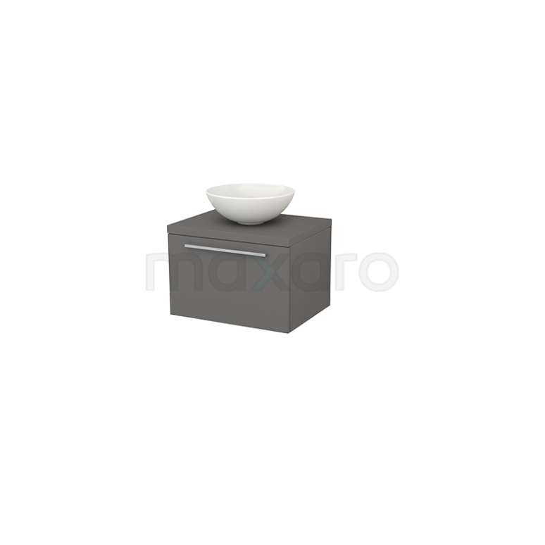 Maxaro Modulo+ Plato BMK001050 Badkamermeubel voor waskom