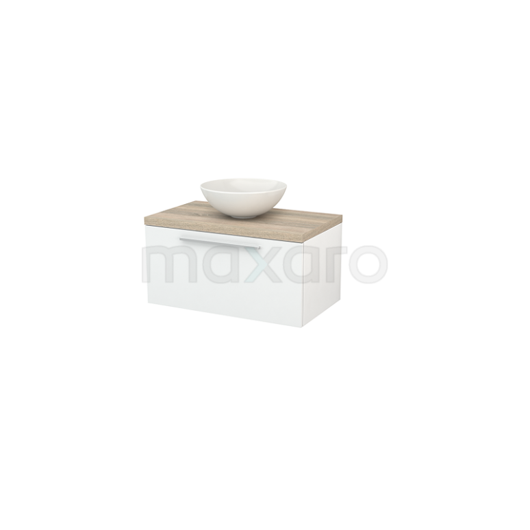 Maxaro Modulo+ Plato BMK001183 Badkamermeubel voor waskom
