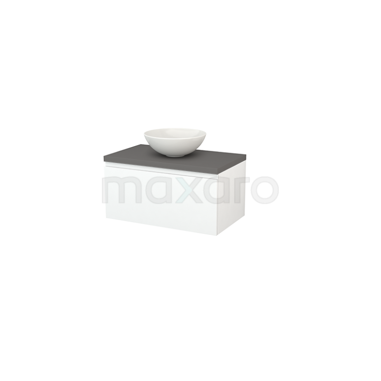 Maxaro Modulo+ Plato BMK001223 Badkamermeubel voor waskom