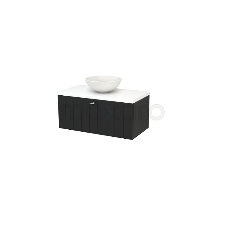 Maxaro Modulo+ Plato BMK001333 Badkamermeubel voor waskom