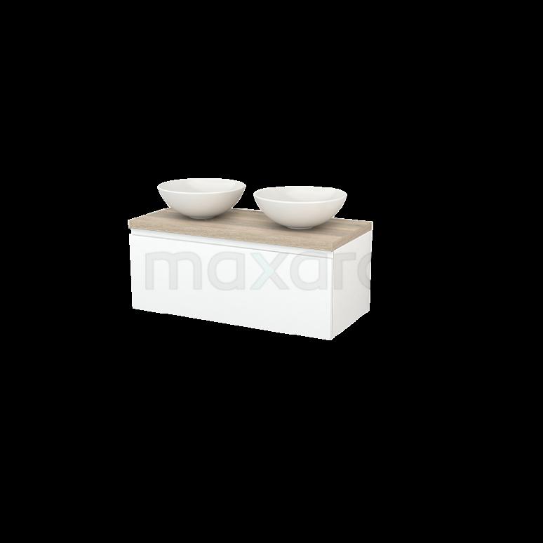 Maxaro Modulo+ Plato BMK001405 Badkamermeubel voor waskom