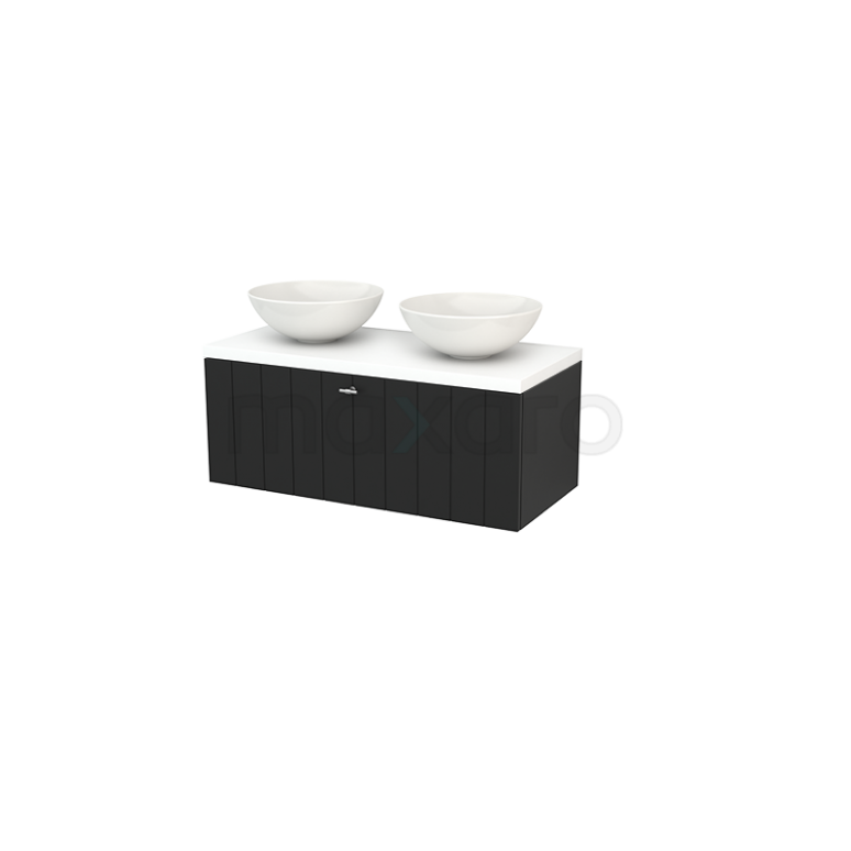 Maxaro Modulo+ Plato BMK001423 Badkamermeubel voor waskom