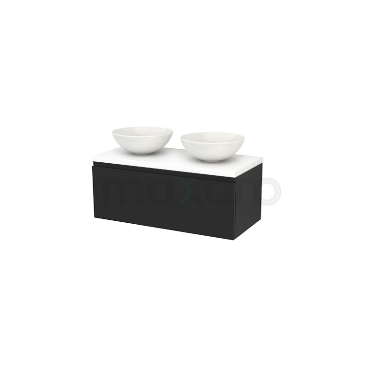 Maxaro Modulo+ Plato BMK001429 Badkamermeubel voor waskom