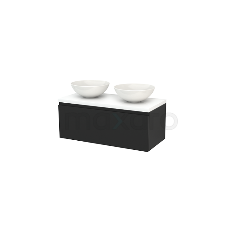 Maxaro Modulo+ Plato BMK001430 Badkamermeubel voor waskom