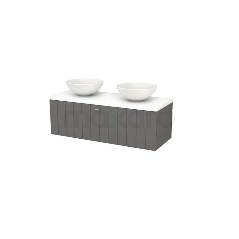 Maxaro Modulo+ Plato BMK001501 Badkamermeubel voor waskom