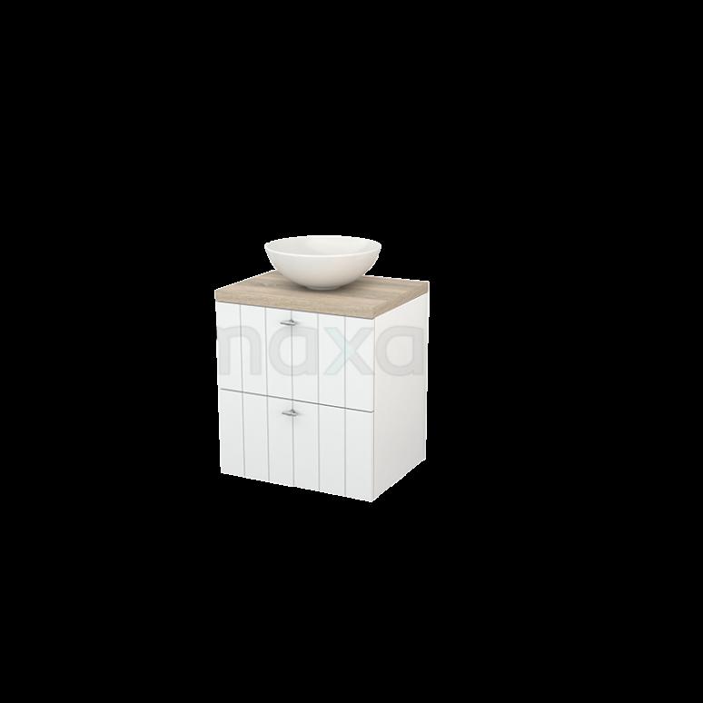 Maxaro Modulo+ Plato BMK001549 Badkamermeubel voor waskom