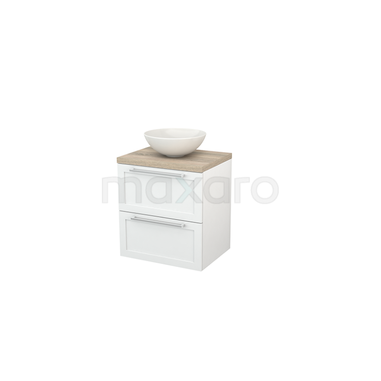 Maxaro Modulo+ Plato BMK001555 Badkamermeubel voor waskom
