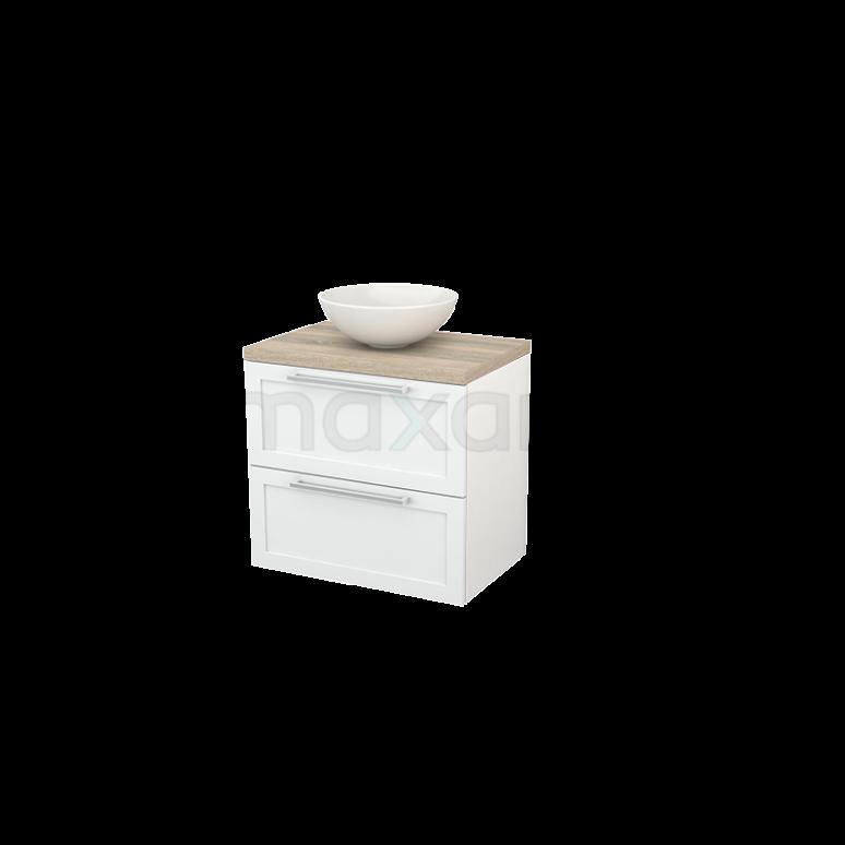 Maxaro Modulo+ Plato BMK001645 Badkamermeubel voor waskom