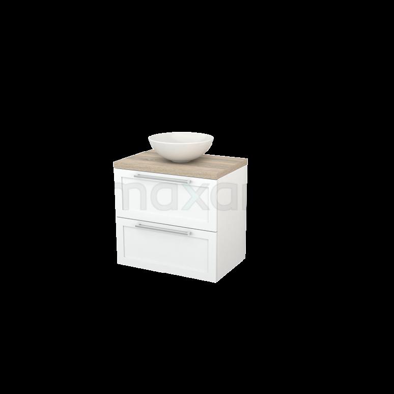 Maxaro Modulo+ Plato BMK001669 Badkamermeubel voor waskom