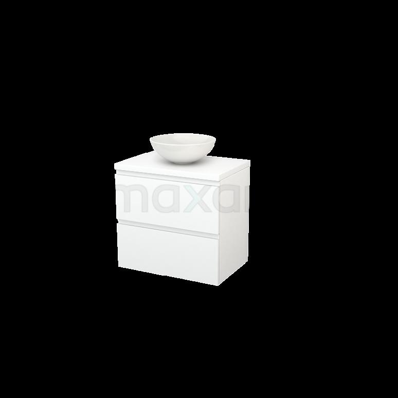 Maxaro Modulo+ Plato BMK001672 Badkamermeubel voor waskom